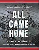 img - for All Came Home: A World War II story told through the letters of Boat Group Commander, Joseph B. McDevitt book / textbook / text book