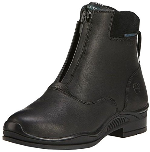 Ariat Paddock Boot Kids Extreme Zip Waterproof 13 Child Black 10016376