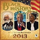 2013 Calendar Black History 2013 Wall Calendar