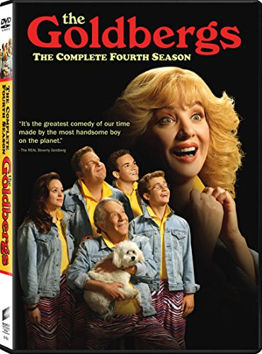 The Goldbergs: The Complete Fourth Season (Widescreen, Dolby, AC-3, Subtitled, 3 Pack)