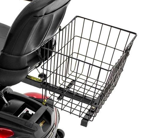 Моторизованный скутер Large Rear Basket For
