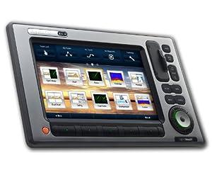 Raymarine E90W 9-Inch Waterproof Marine GPS and Chartplotter by Raymarine