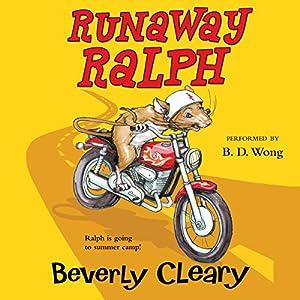 Runaway Ralph Audiobook