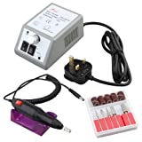 Super Deal Genie Electric Nail Art Drill Acrylic UV Gel Files Machine 20000 RPM