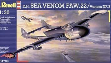 Revell - Maquette - Sea Venom Faw-22  - Echelle 1:32