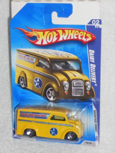 Hot Wheels Dairy Delivery #2 - Modified Rides 1/64th Scale Car (Redline Racing)
