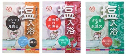 韓国入浴剤 バスソルト ミックス12包入ギフトBOX