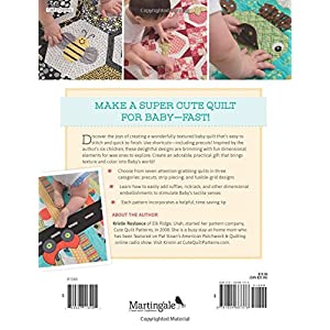 Sew Sweet Baby Quilts: Precuts - Shortcuts - Lots of Fun!