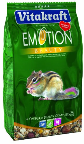 VITAKRAFT Emotion® Beauty für Gerbile + Streifenhörnchen