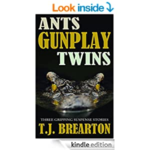 ANTS, GUNPLAY, TWINS: three gripping suspense stories