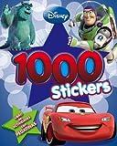 Pixar. Actividades Con 1.000 Pegatinas (Pixar (disney))