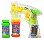 Haktoys 1700G Bubble Gun Transparent...