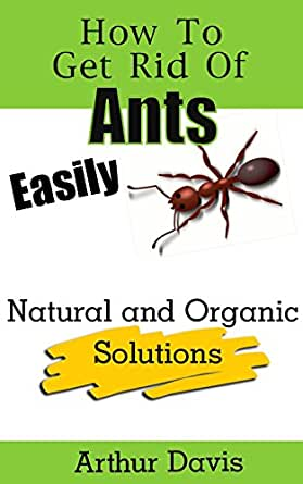 how to get rid of ants on passionfruit vine