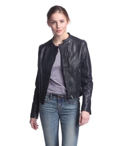 Levi's Made & Crafted Women's Leather Biker Jacket