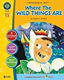 img - for Where the Wild Things Are LITERATURE KIT 1st edition by Marie-Helen Goyetche (2007) Perfect Paperback book / textbook / text book