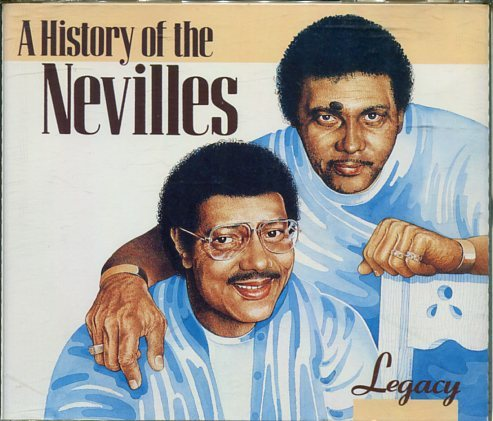 Legacy : AHistory Of The Nevilles