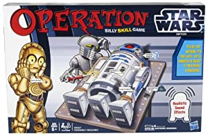 Hasbro Operation Star Wars R2D2