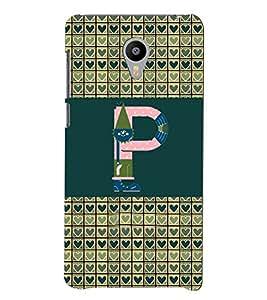 FUSON 3D Designer Back Case Cover foR Meizu M2 Note D9784