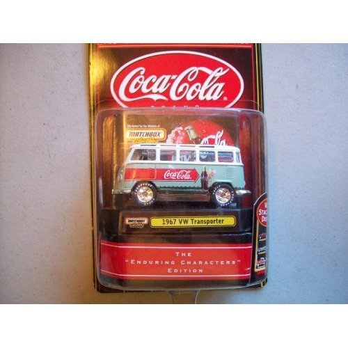 Matchbox Collectibles Coca-Cola 1967 VW Transporter - 1