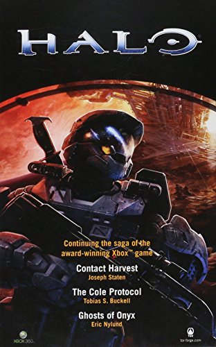 Halo Boxed Set (Books 4-6)