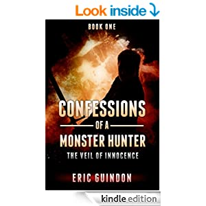 Confessions of a monster hunter book