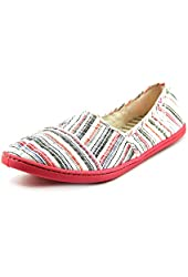 Roxy Pier II Womens Textile Loafers Shoes