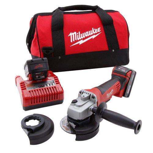 Milwaukee 18 Volt Tools front-94140