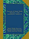 Journals of Ralph Waldo Emerson : with annotations Volume 01