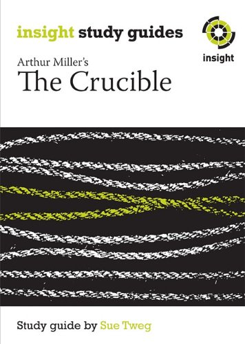 the crucible study guide This study guide consists of approximately 33 pages of chapter summaries, quotes, character analysis, themes, and more - everything you need to.