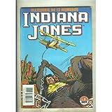Indiana Jones maxiserie de 12 numeros, numero 05: Montaña mortal