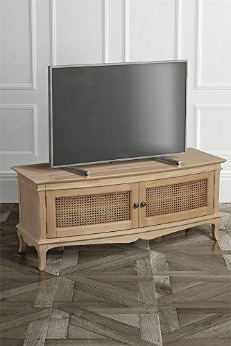 MY-Furniture - Les Milles Mobile TV anticato in Rovere massiccio stile Provenzale Francese Shabby chic