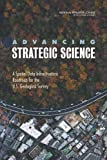 img - for Advancing Strategic Science:: A Spatial Data Infrastructure Roadmap for the U.S. Geological Survey book / textbook / text book