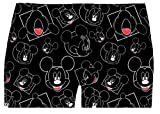Disney Mickey Mouse Junior's Booty Shorts Medium