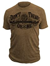 Dont Tread On Me Brand - Gettysburg - 50/50 T-Shirt DTOM (X-LARGE)