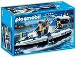 Playmobil City Action 5263 Patrol Boat