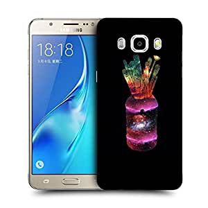 Snoogg Galaxy Bottle Designer Protective Back Case Cover For SAMSUNG GALAXY J7 2016 J710X
