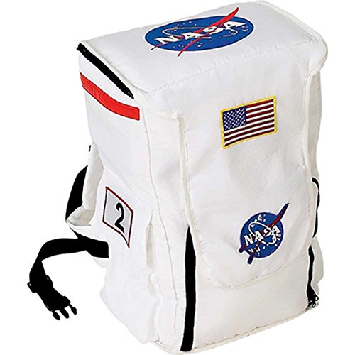 Jr. Astronaut Backpack Costume Accessory