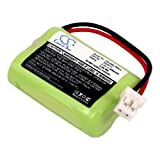Battery for Audioline DECT 7500 Micro Ni-MH 2.4V 400mAh - SL30013