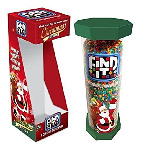 Find It Games christmas Santa Edition (Find It A Contained Adventure compare prices)