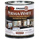Quart Semi-Gloss Perma-White® Mildew-Proof Bathroom Paint 02754