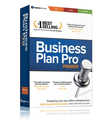 Business Plan Pro Premier v 12