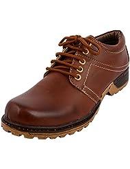Rick Rock Men's Tan Synthetic Casual Shoes