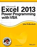 Excel 2013 Power Programming with VBA (Mr. Spreadsheets Bookshelf)