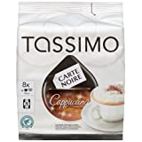 TASSIMO Carte Noire Cappuccino 16 T-disc (8 Servings)by Tassimo