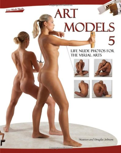 Art Models 5 (Human Figures Depicted in Art)