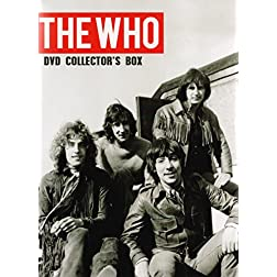 The Who - Dvd Collector's Box