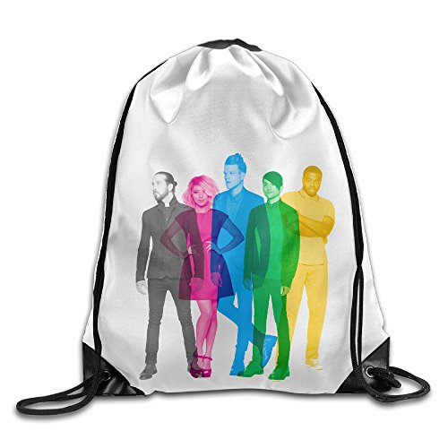 Bekey Pentatonix PTX Vol Drawstring Backpack Sport Bag For Men & Women For Home Travel Storage Use Gym Traveling Shopping Sport Yoga Running (The Sims 4 Merchandise compare prices)