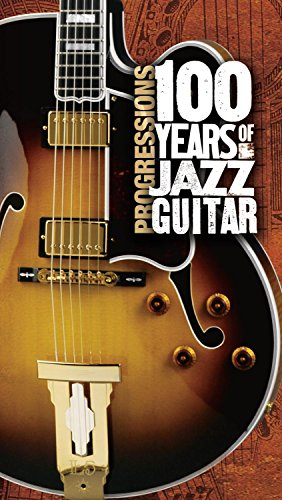VA-Progressions 100 Years Of Jazz Guitar-4CD-FLAC-2005-NBFLAC Download