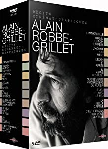 Alain Robbe-Grillet - Récits cinématographiques - Coffret 8 DVD