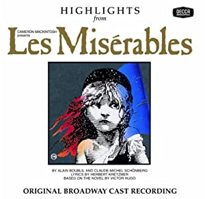 Les Miserables Hi from Import Music Services